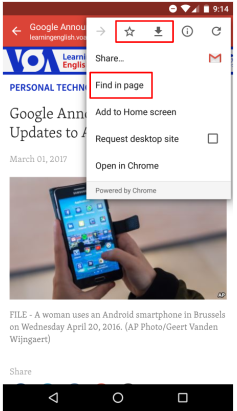 Chrome 57 is here google product forums screen shot 2017 03 01 at 92201 pmg ccuart Images