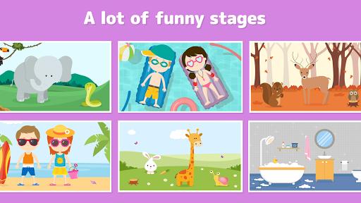 Tiny Puzzle u2764ufe0f Educational games for kids free 2.0.27 screenshots 7