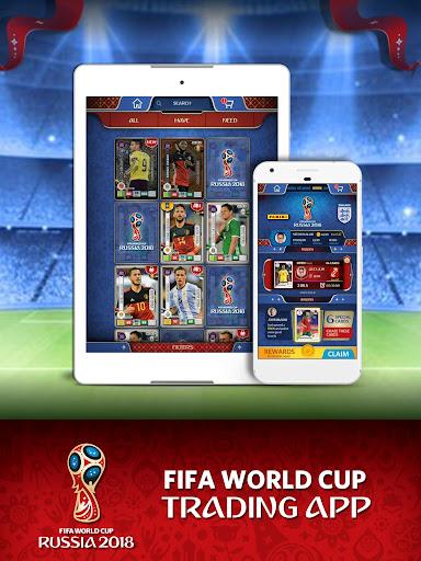 FIFA World Cup Trading App 1.1.2 screenshots 11