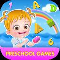 Baby Hazel Preschool Games icon