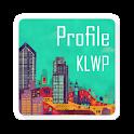 Profile - KLWP Skin icon