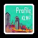 Profile - KLWP Skin v1.3