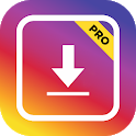 Video Downloader for Instagram & Save Photo icon