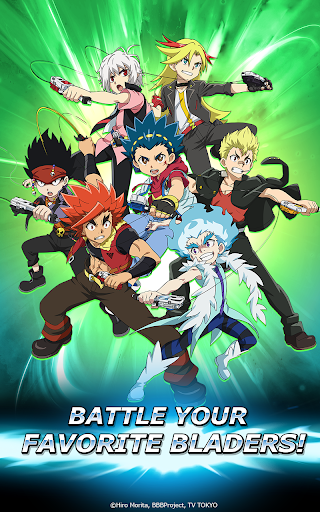 Beyblade Burst Rivals 1.2.2 screenshots 9