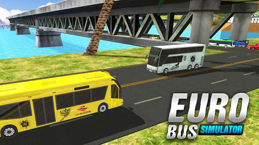 Euro Bus Simulator 2018 - screenshot