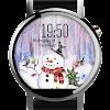 Watch Face: Snowman