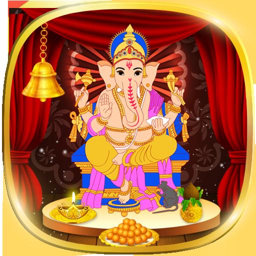 Dancing Talking Ganesha