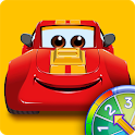 World Racers family board game icon