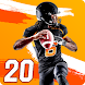 Flick Quarterback 20 - American Pro Football