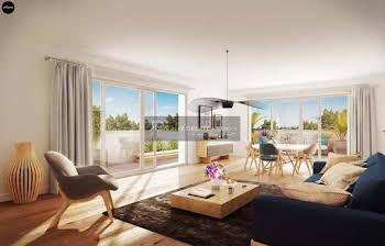 Appartement 3 pièces 70,46 m2