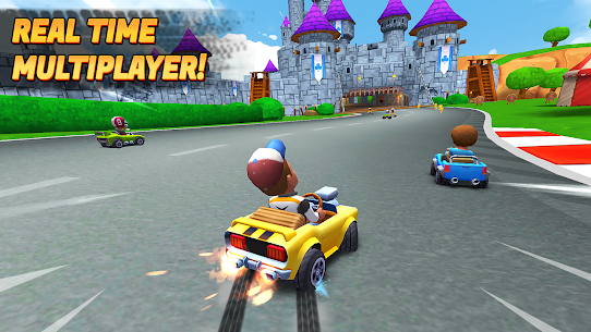 Boom Karts – Multiplayer Kart Racing Apk  Download For Android 1