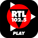 RTL 102.5 PLAY icon