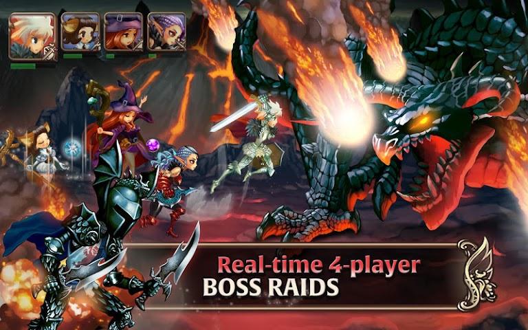 android Dragon Blaze: Chapter 2 Screenshot 21