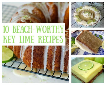 10 Beach-worthy Key Lime Recipes