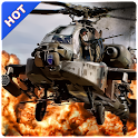 Gunship hélicoptère Air Attack icon