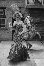 Photo: Coney Island Mermaid Parade 2012 Brooklyn, NYC #newyorkcityphotography  #blackandwhitephotography   #mermaidparade2012  #streetphotography  www.leannestaples.com