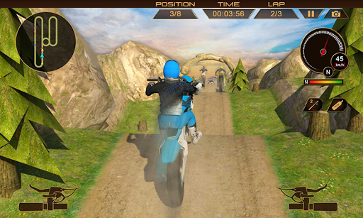ud83cudfc1Trial Xtreme Dirt Bike Racing: Motocross Madness 1.6 screenshots 5