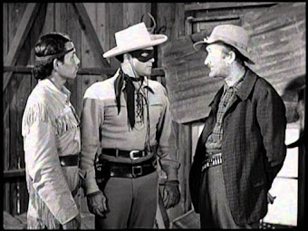 The Lone Ranger: Hi-Yo Silver, Away! - The Lone Ranger Fights On