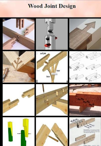Wood Joint Design  screenshots 1