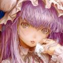 anime girl wallpaper icon