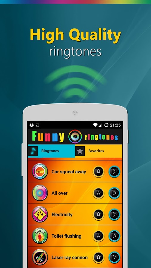 ringtones android apps on play