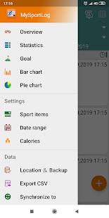 App MySportLog - My sports log and sports statistics. APK for Windows Phone