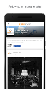 City Church Ok- screenshot thumbnail