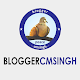 Blogger CMSingh for PC-Windows 7,8,10 and Mac