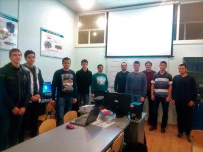 Старт совместной программы Софт Инжиниринг Групп с КПИ им. Сикорского: курсы по расчёту на прочность в ANSYS