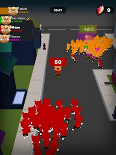 Crowd Cat Battle Screenshot