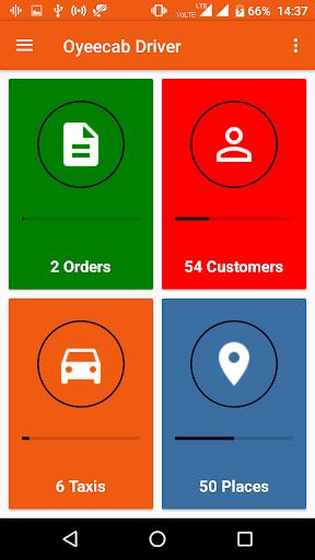 Oyeecab Driver screenshots 3
