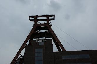 Photo: Förderturm  Shaft tower