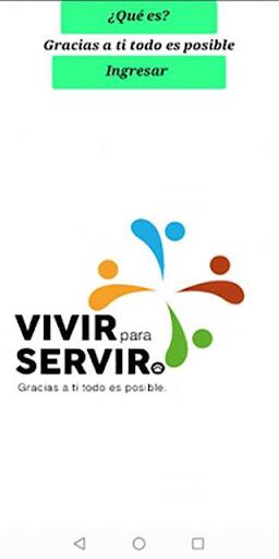 Vivir para Servir screenshot 1