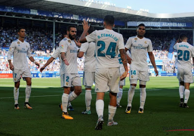 Liga : le Real Madrid coule chez le promu Gérone !
