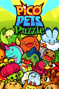 Pico Pets Puzzle - Match-3 screenshot 4