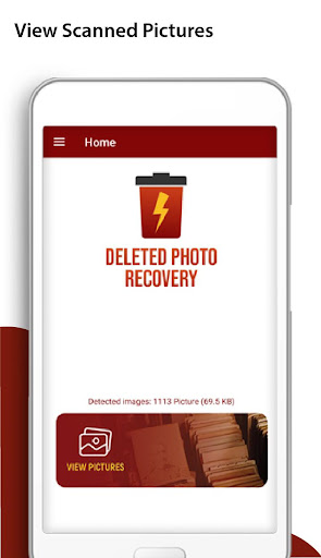 Deleted Photo Recovery screenshot 3