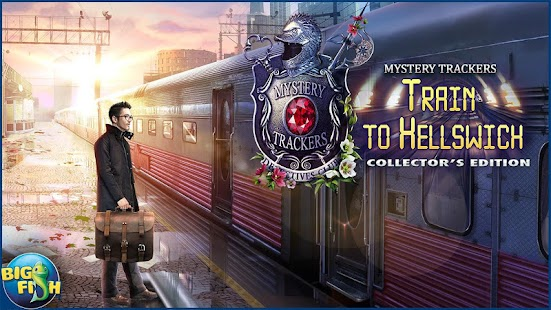 Mystery Trackers: Train to Hellswich - náhled