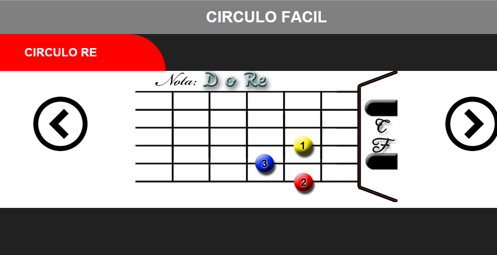 Circulo Facil 2- screenshot