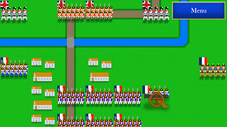 Pixel Soldiers: Waterloo APK screenshot thumbnail 1