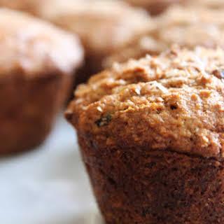 Buttermilk Bran Muffins.