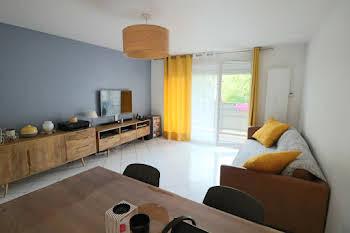 Appartement 3 pièces 62,44 m2
