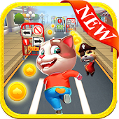 Cat Run - Talking Pet Runner Android APK Download Free By G-Subwaygame LLD,