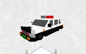 警察車両 Police car (元祖)