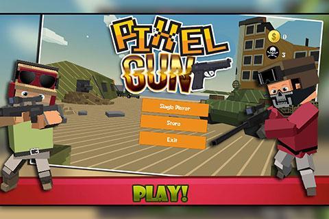 Pixel Gun 3D - War Evolved 2019  screenshots 1