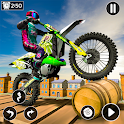Impossible Stunts Bike Race: Tricky Ramps Rider icon