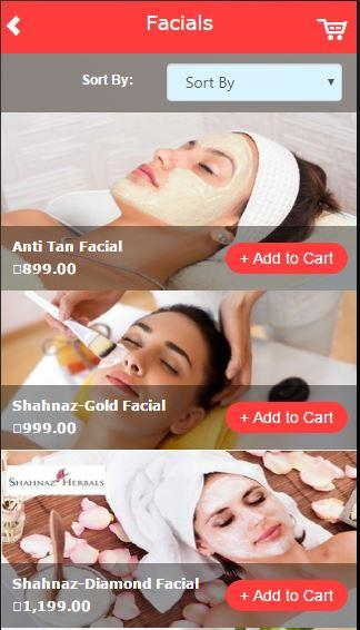 BeautyGlad Beauty Services- screenshot