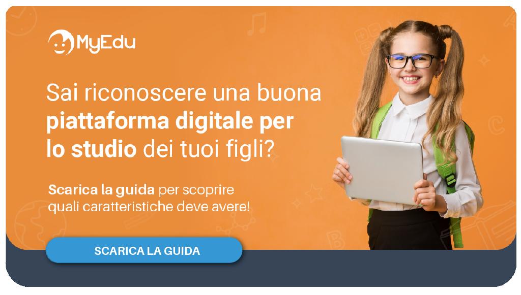 MyEdu - cos'è una piattaforma digitale