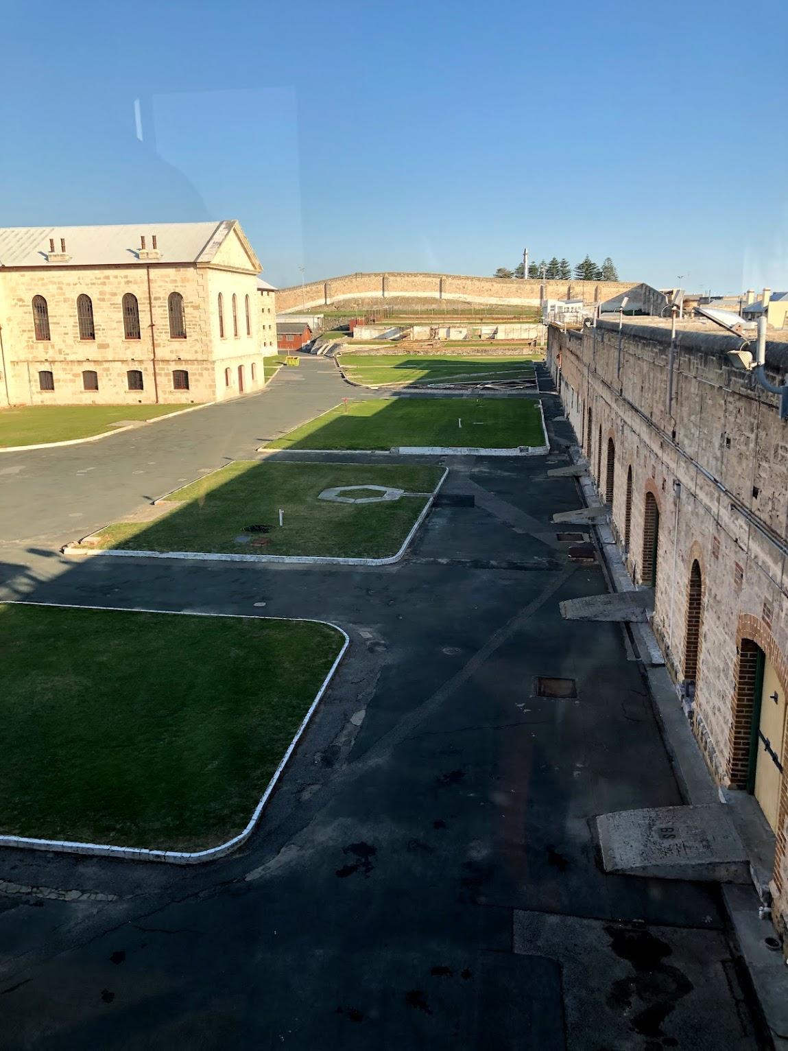 フリーマントル刑務所2階