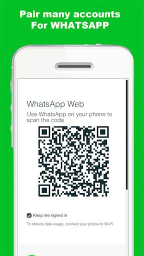 Messenger for Whatsapp