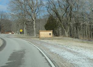 Photo: Visitor's Center entrance
